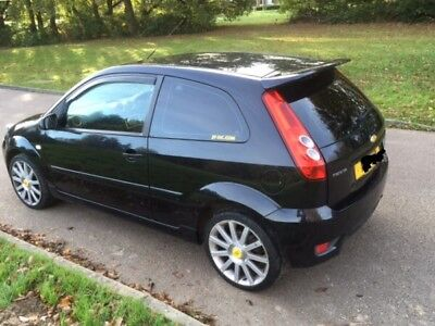 FORD FIESTA ST150. (2006) project, spares or repair.