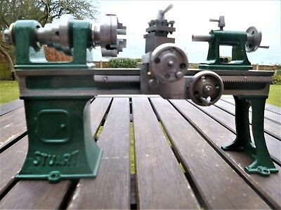 VERY RARE Stuart working model lathe ( for live steam engines )