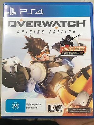 Overwatch Origins Edition (Sony PlayStation 4)