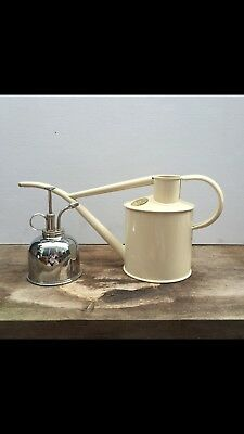 HAWS 1litre Watering Can And 300ml Mister