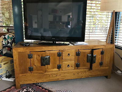 genuine antique Chinese cabinet or buffet