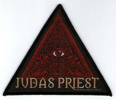 Parche bordado, borded patch, rock , metal - Judas Priest