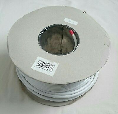 Coaxial low loss cable APPROX 80m metre cable reel 5026686915877 (XR87)