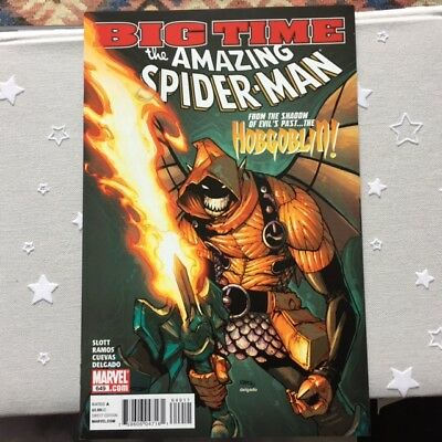 Amazing Spider-Man #649 (Marvel Comics) First Appearance New Hobgoblin NM-