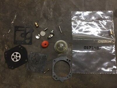 Genuine Carb Overhaul Kit for Wacker BS50-2 BS60-2 fitted with Walbro Carb