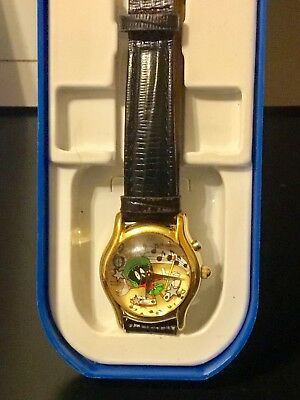 Looney Tunes Armstron musical kids watch- Marvin the Martian
