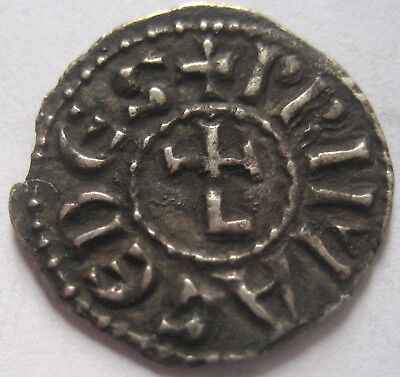 start 1$ : FRANCE Archbishopric of LYON XII Century VERY RARE Anonymous DENIER