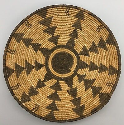 Antique - Native American Indian (Western Apache - Yavapai) Basket - Early 1900s