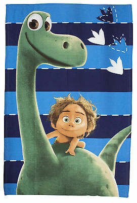 Official New The Good Dinosaur Panel Fleece Arlo Spot Childrens Blanket