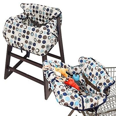 Shopping Cart and High Chair Cover. Croc n Frog. New in packaging.