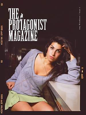 The Protagonist Magazine # 4 Amy Winehouse NEW