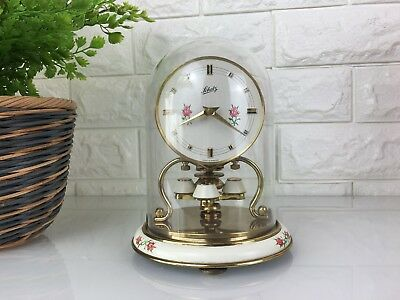 Schatz & Sons Germany, Domed Anniversary, 400 Day Clock, Vintage
