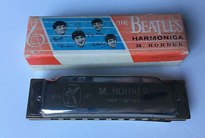 The Beatles Harmonica - M. Hohner Mundharmonika