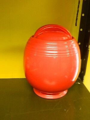 Hall Hall`s superior cookie jar grease other Red vintage estate needs cleaning