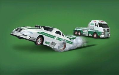 Brand New Factory Sealed 2016 Hess Toy Truck/ Dragster FREE US SHIPPING