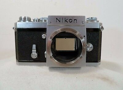 Nikon F - (((  Early and exceptional   )))