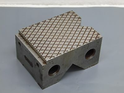 Machinist / Toolmakers Bench Block  4 x 3 x 2 1/8