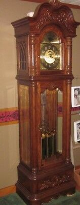 Ridgeway Grandfather Clock La Maree Model 171 Make Offer