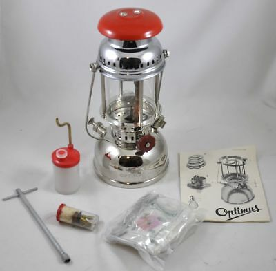OPTIMUS 200 - original lantern from swedish army with accessories - NEW