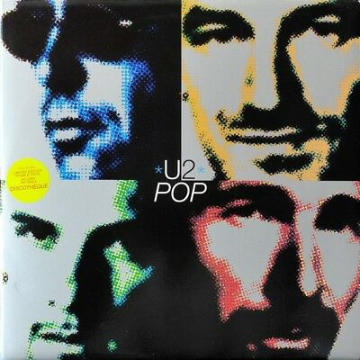 U2-POP/UK & EU Orginal 1997/2LP Ltd.Edition/Island Rec./U2 10 Polygram-524 334-1