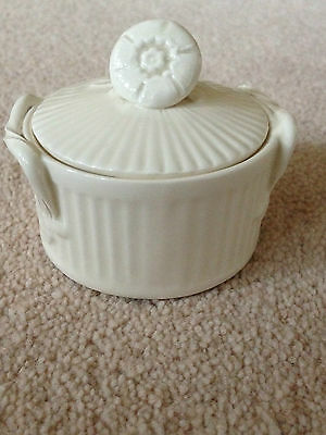 Royal Creamware Decorative Trinket Dish
