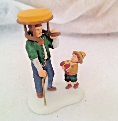 DEPT 56: ALPINE VILLAGE SERIES - A HEAD OF CHEESE - No 56305: No Reserve