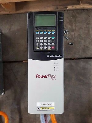Allen Bradley 3 Phase Power Flex 700 AC Drive 3HP 2.2kW VSD
