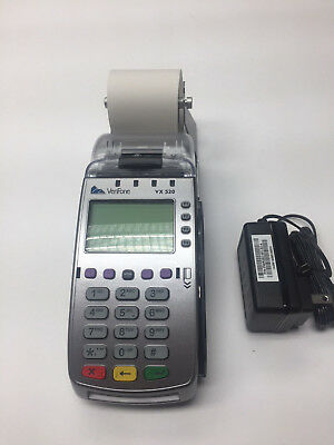 VERIFONE Vx520/EMV/NFC Contactless *Guaranteed Unlocked and 1-Yr Warranty*