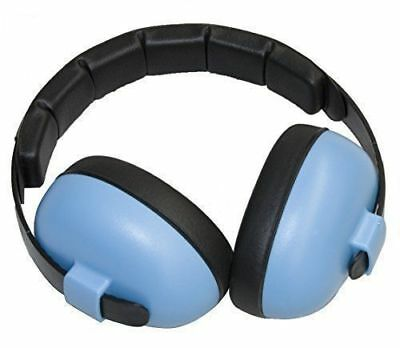 "Baby Banz earBanZ Infant Hearing Protection Blue ""No Box"""