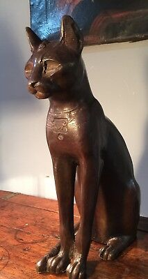 Gayer Anderson Cat Bronze Replica Egyptian