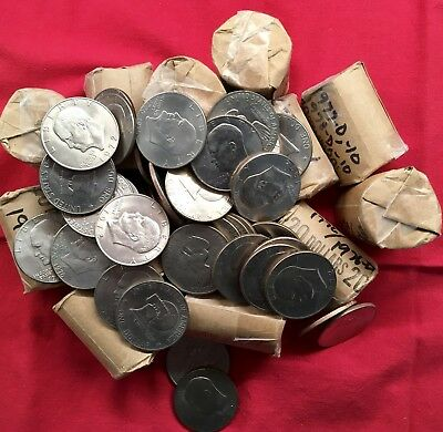 Ike Dollars! - Eisenhower Dollar Coins - 10 Coins Per Lot