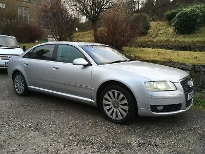 audi A8 w12 lwb  Quattro full service history owned for last 10 years