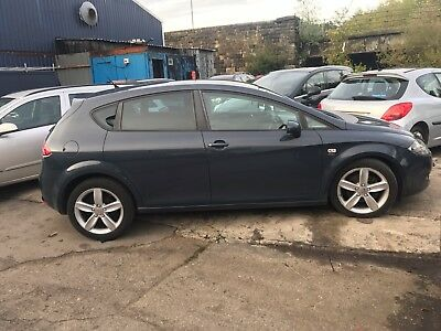 2009 Seat Leon 1.4 Tsi Sport Gray Spares Or Repairs  Not Non Runner