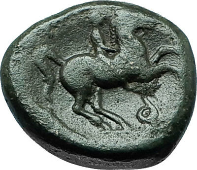Philip II 359BC Olympic Games HORSE Race WIN Macedonia Ancient Greek Coin i66033