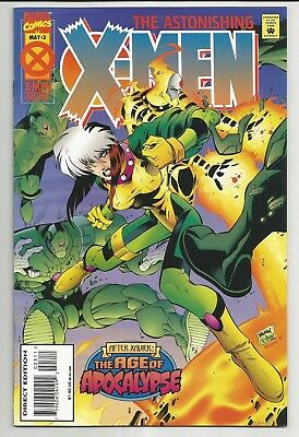 The Astonishing X-Men #3 (1995) - After Xavier: The Age Of Apocalypse