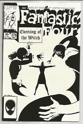 Fantastic Four #276 (1985) - Evening Of The Witch