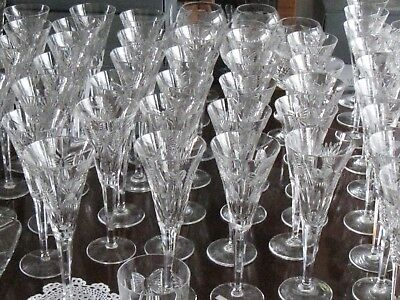 Waterford Millennium Flutes (Buy LOT of 50 or 1)  WHOLESALE  mixed sentiments