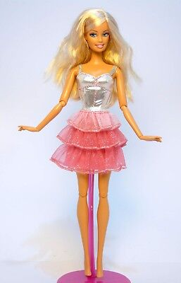 Barbie Doll Party dress wedding gown Casual wears clothes Outfit C100067