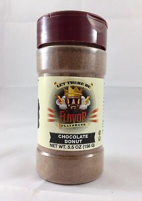 NEW FlavorGod CHOCOLATE DONUT Limited Edition Flavor God Seasoning sold out rare