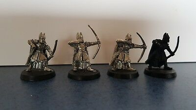 games workshop lord of the rings men of gondor numenor bow the hobbit