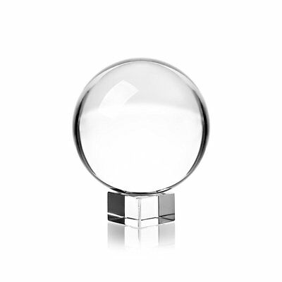 K9 Crystal Photography Lens Ball Photo Prop Background 60Mm Lensball Home Decor