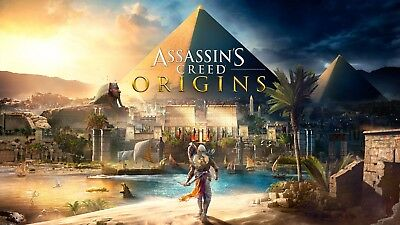 Assassin's Creed Origins Uplay Download PC +Warranty