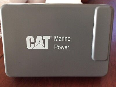 NEW CAT - COLORED MARINE POWER DISPLAY PANEL- P/N:364-2056/ 284-3005 (mpd)