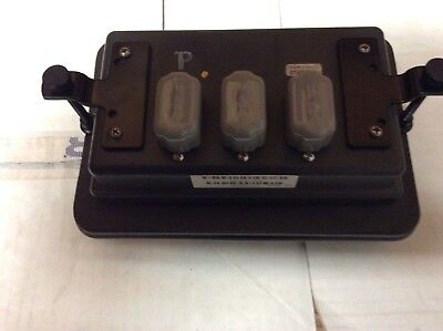 NEW CAT - COLORED MARINE POWER DISPLAY PANEL- P/N:364-2058/ 284-3005 (mpd)