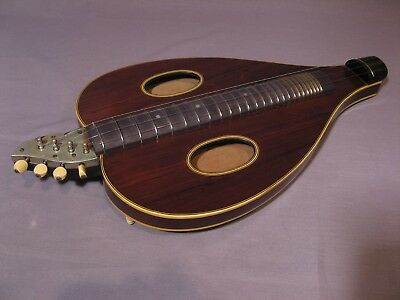 antique Dulcimer, bowed circa 1880