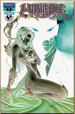 Witchblade: Shades Of Gray #1 - VF- - Negative Variant