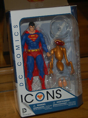 DC Collectibles DC Comics Icons New 52 Superman Action Figure New