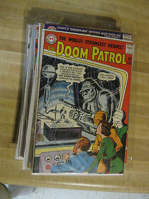The Doom Patrol #86, key, 1st issue in own series
