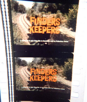 FINDERS KEEPERS (1966) orig 35mm trailer.  Cliff Richard