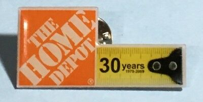 1979-2009 -Home Depot 30 years Pin - Home Improvement Center